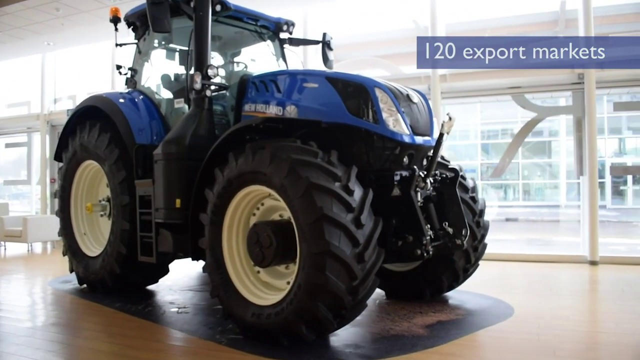 New Holland Basildon Plant