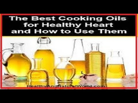 Top 5 Best Cooking Oils For Your Health and Weight Loss