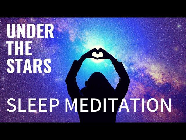 GUIDED MEDITATION SLEEP FEMALE VOICE 😴💤| Relaxing British Voice | Sleep Talk Down