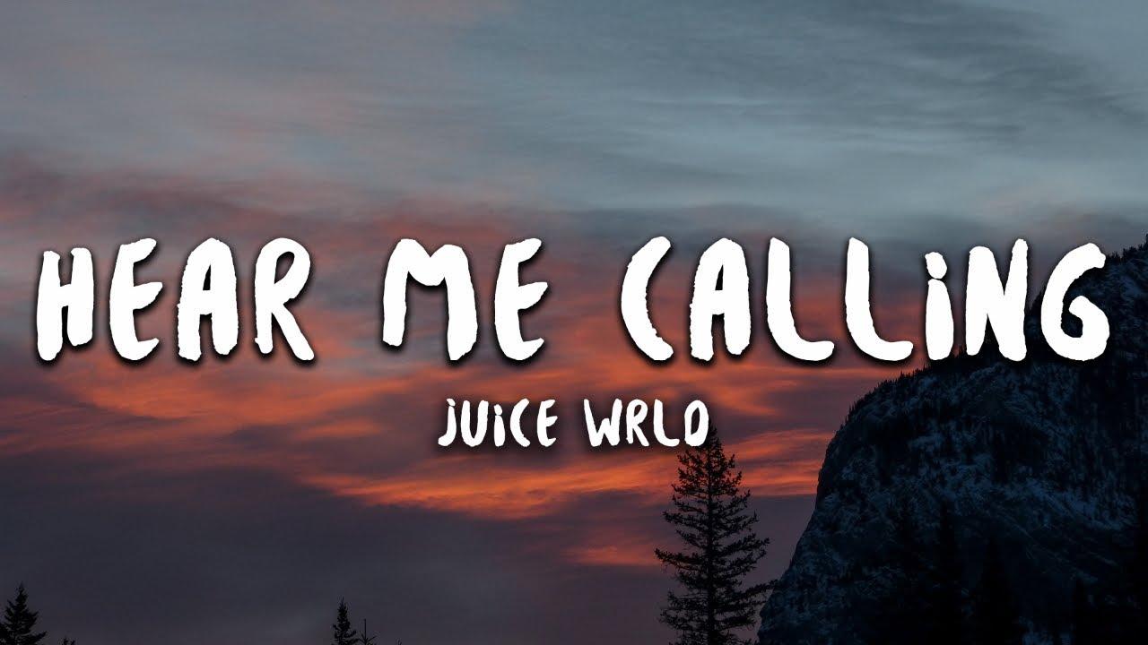 Juice WRLD - Hear Me Calling (Lyrics) image