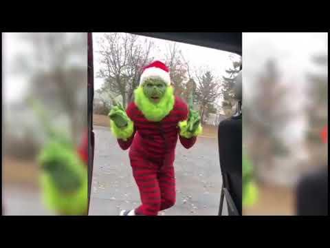 The Grinch sings keke do you love me parody