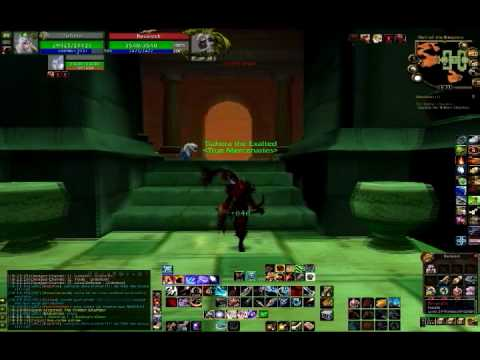 The Hidden Chamber World Of Warcraft Quest Before Cata Youtube