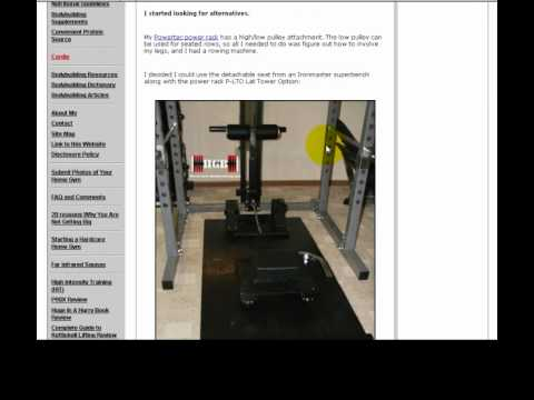 Homemade-weight-lifting-equipment