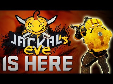 The Jackal's Eve Event Is HERE! Glorious Orange Event Skins (Dirty Bomb)