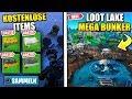 Neue KOSTENLOSE Skins 🎁😱 Loot Lake Baustelle KRASSE Map Änderung | Fortnite Live Event Deutsch