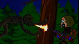 S.T.A.L.K.E.R фильм в рисуем мультфильмы 2