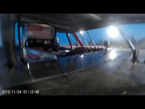 Willamette Speedway On board #97 Sportsman driver cam 8-27-16