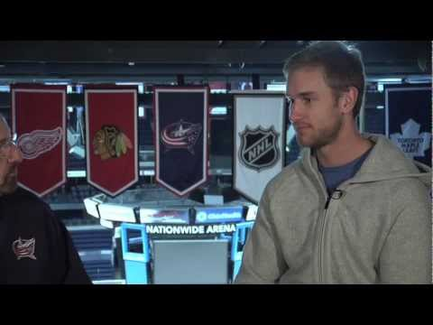 One-on-One with Jeff Carter