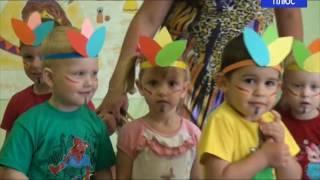 День воспитателя в Михайловском детском саду №2