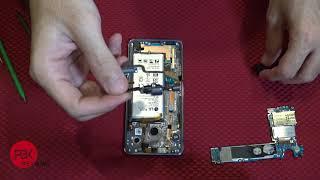 LG G7 ThinQ Disassembly Teardown Repair Video