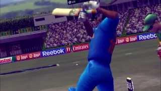 """Sachin Tendulkar """" Beyond Legends """" EA Cricket 2007 Ad"""