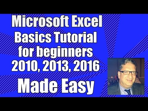Word Basics Tutorial For Beginners Microsoft Word 2