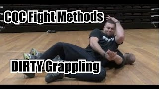 Street Fighting - illegal Grappling Skills You NEED!!!