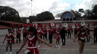 Lincoln Marching Brass- I Knew You Were Trouble (Taylor Swift)