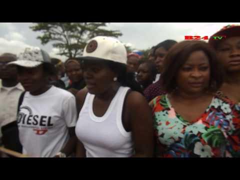 Affaire Adja Divine:  Les femmes marchent à Ouaga