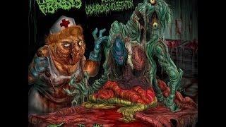 UNDYING LUST FOR CADAVEROUS MOLESTATION (UxLxCxM) - Spermsaked Milkshake - Rotten Roll Rex