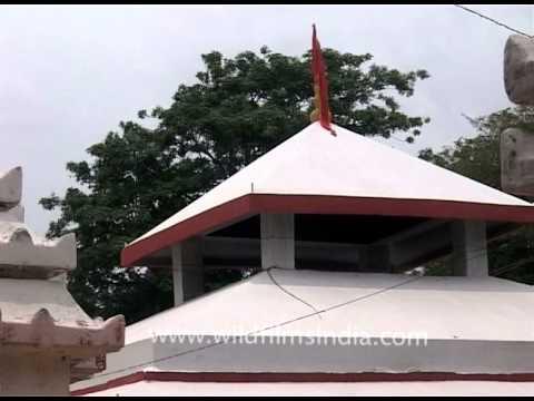 Lingaraj temple - the largest temple in Bhubaneswar, Orissa