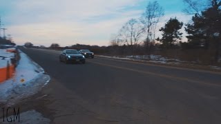 G35 Coupe VS Camaro RS