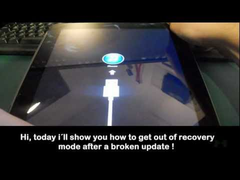 How To Fix Iphone Ipad Stuck In Recovery Mode Loop After Update Hd