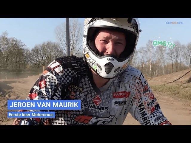 Motorcross les voor beginners!
