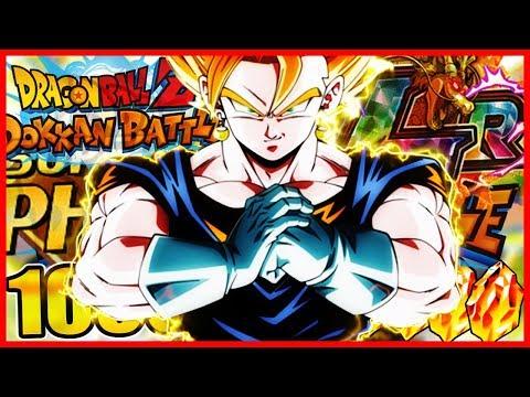 1200 STONES PHY SUPER VEGITO + LR MIGHTY MASK BANNER SUMMONS [Facecam] ★ Dokkan Battle[Wiederholung]