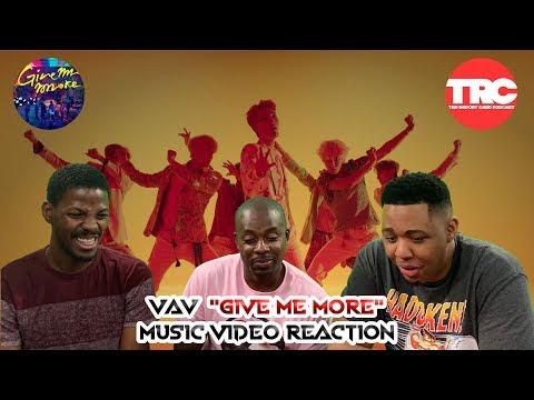 "VAV Feat. De La Ghetto & Play-N-Skillz ""Give Me More"" Music Video Reaction"