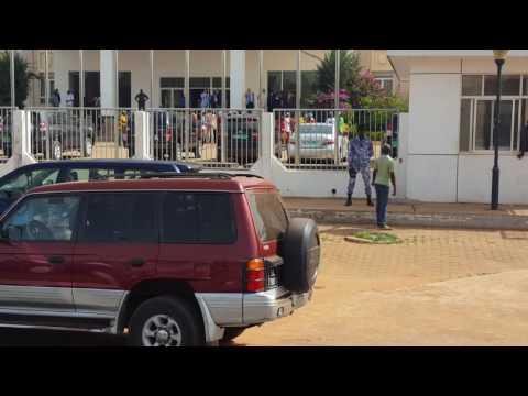 Bissau Palacio de Governo
