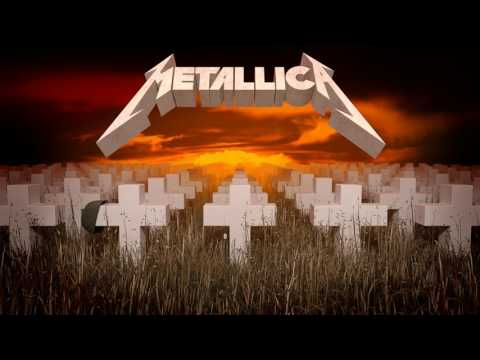 Metallica - Master of Puppets Remastered HQ