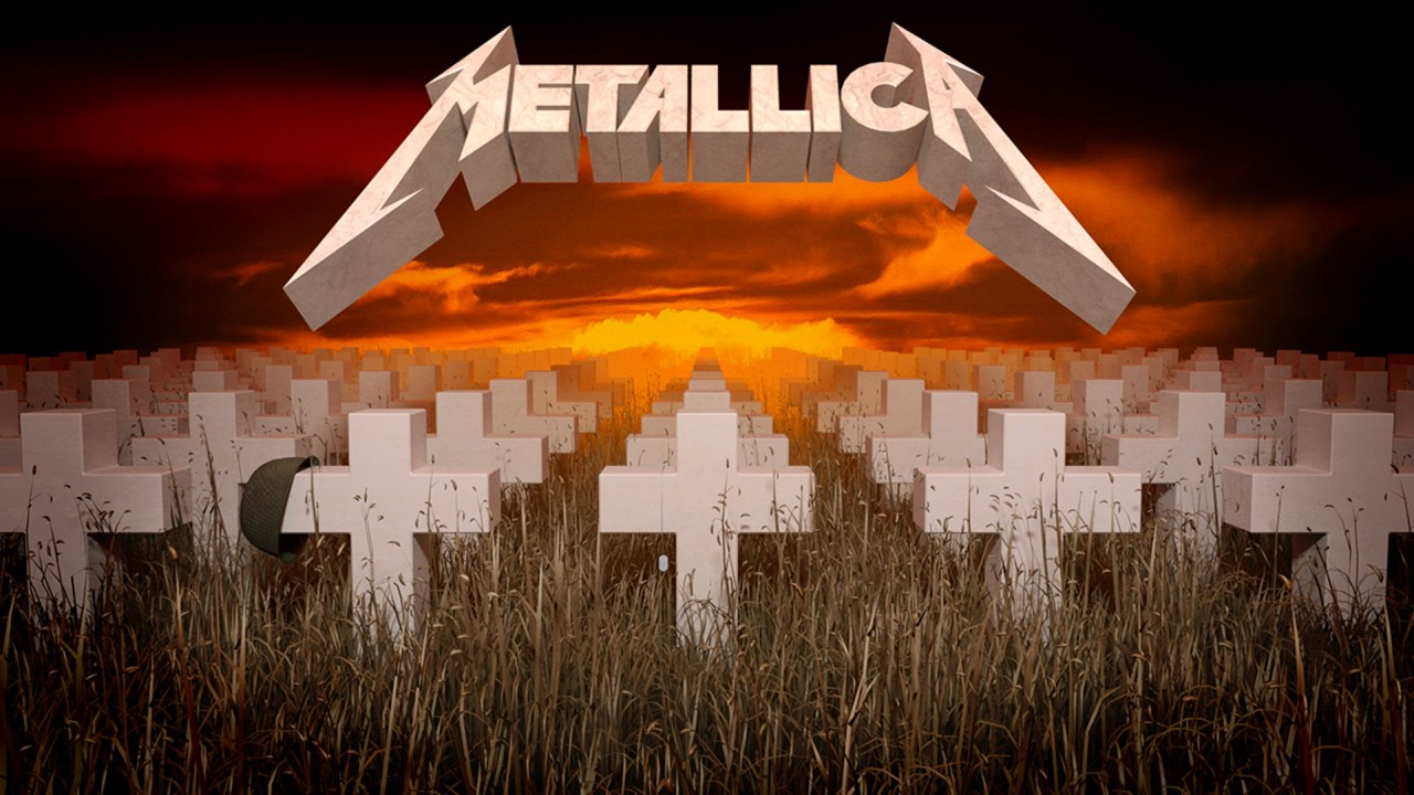 Master Of Puppets Remastered HQ