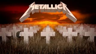 Download Metallica - Master of Puppets Remastered HQ Mp3 and Videos