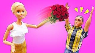Кен забыл про день рождения любимой Барби. Испраляйся, Кен! Новое видео с Барби.