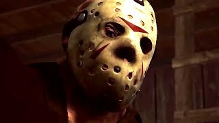 FRIDAY THE 13TH GAME - Campaign Single Player Gameplay Trailer 2018 (PS4, Xbox One, PC)