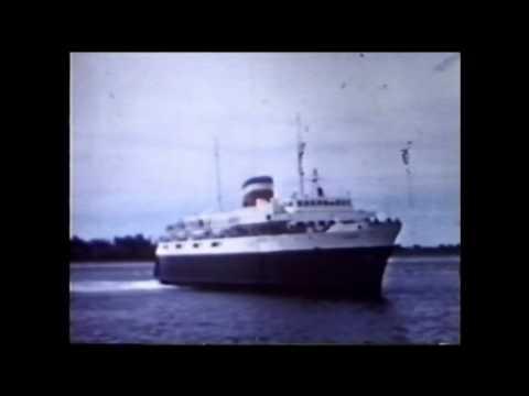 Bluenose in 1958