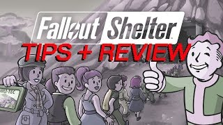 NEW FREE PS4 GAME!! Fallout Shelter // Review+Tutorial+Tips