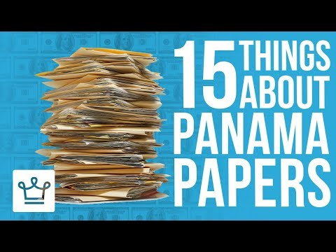 15 Things You Didn't Know About The Panama Papers