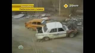 ГАЗ-24-10 и Москвич 412 в передаче Главная дорога