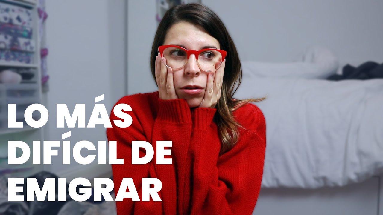Lo MÁS DIFÍCIL de EMIGRAR a ESPAÑA o cualquier país | Ceci de Viaje