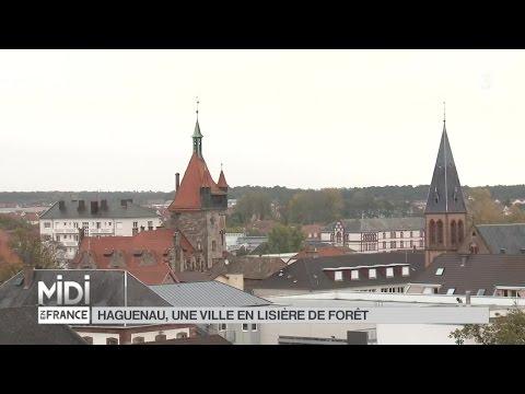 SUIVEZ LE GUIDE : Haguenau, Une Ville En Lisière De Forêt