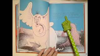 """""""Horton Hears a Who"""" by Dr  Seuss - Mr. Wil"""
