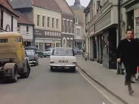 A Drive Through Beverley   RE MASTERED c 1964 archive ref