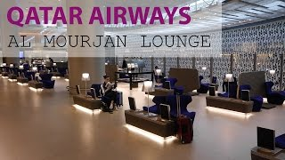 Qatar Airways Business Class Lounge Tour: New Doha Hamad International Airport