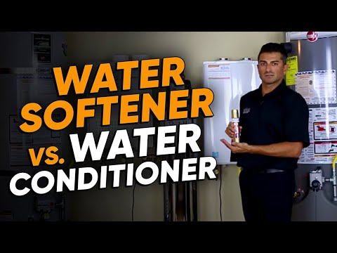 Water Softener VS Water Conditioner Explained