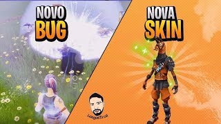 NEW BUG in the FORTNITE SHOCK WAVE PUMP and NEW SKIN OF IIAMA ‹ LeagueTroll ›