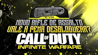 novo rifle de assalto r vn vale a pena desbloquear call of duty infinite warfare