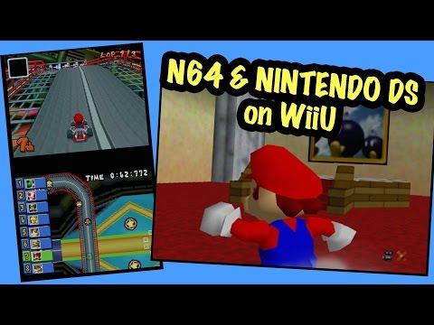 N64 & Nintendo DS games on WiiU - Does it Suck?