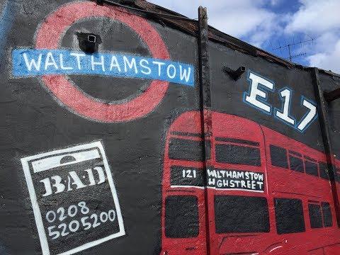 Walthamstow: A whole new world