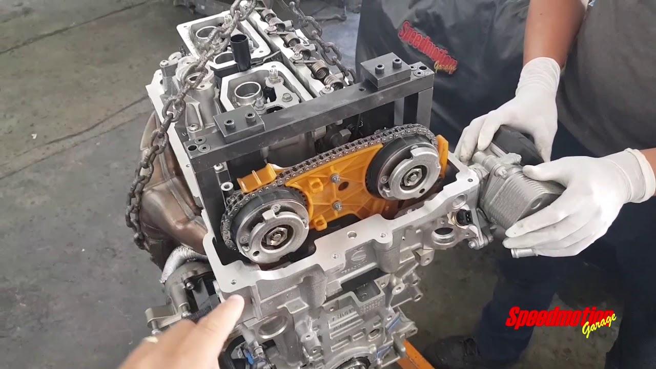 Sincronizacion Bmw Motor N20 Speedmotion Youtube