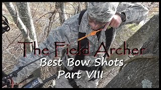 BOWHUNTING: Best Shots On Video!!! Part VIII