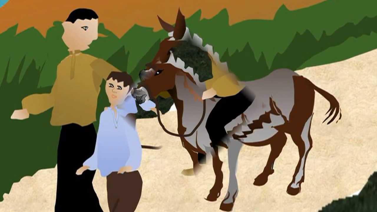 Cuento para pensar El padre el hijo y el burro  Conde Lucanor