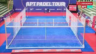 APT - Lisboa Open - Semifinal